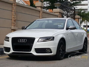 2011  White Audi A4 - Great Condition $9500