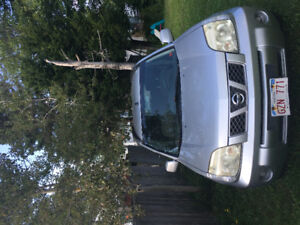 2006 Nissan xtrail    Works great