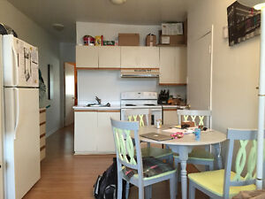Clean and quiet 3 1/2 apartment in Wellington, Verdun