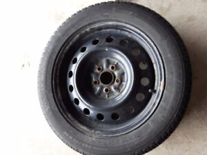 205/55 R 16 Michelin X-Ice Snow Tires (RIMS INCLUDED)
