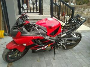 Honda CBR600 F4i Frame for sale