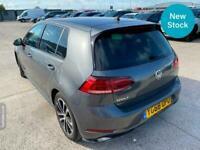 2018 Volkswagen Golf 1.5 TSI EVO 150 R-Line 5dr HATCHBACK Petrol Manual