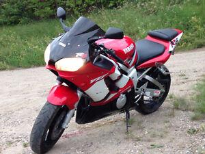 2002 YZF-R6