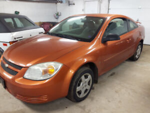 2006 CHEVROLET COBALT WITH LOW KMS