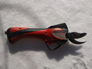 electric pruner INFACO