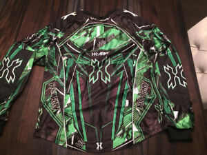 Jersey HK Army lime green