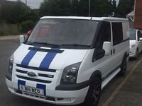 Ford transit sports rep
