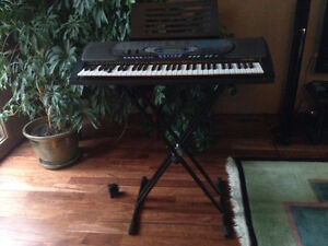 Casio Keyboard - Great for learning to play