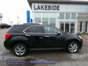 2013 Chevrolet Equinox LTZ   - one owner - local - trade-in - no