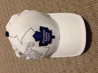Toronto Maple Leafs draft day hat