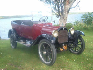 1917 - 1923 Dodge Brothers Parts