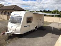 Bailey ranger 460/2, 2008, 2 berth, hot & cold water, very clean