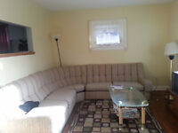 3 rooms available in a house-15 minutes walk to university