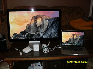 """Apple MacBook Pro 2014 -  With 27"""" Thunderbolt Display"""