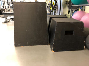 Plyo Boxes for Quick Sale!