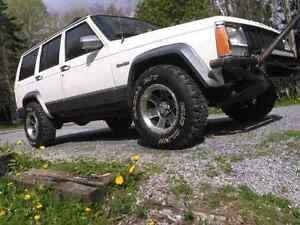 Alberta jeep Cherokee xj 4.0l high output country edition