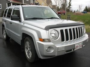 2007 JEEP PATRIOT LIMITED, AWD *LEATHER & SUNROOF*