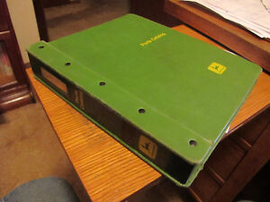 John Deere 4630 Tractor Parts Manual Regina Regina Area image 2