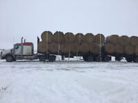 Hay Hauling Available