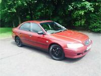 2000 Honda Accord 2.0 i VTEC SE Saloon 4dr Petrol Manual (sun roof, a/c) (204