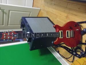 PRS SE Santana Guitar