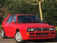 Lancia Delta 2.0i 16v turbo 4x4 HF Integrale Evolution I 1992 45,000 miles FSH