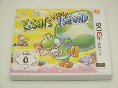 !!! NINTENDO 3DS SPIEL New Yoshi´s Island, gebraucht aber GUT !!! comprar usado  Enviando para Brazil