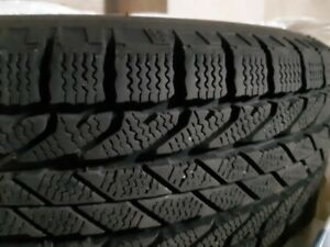 Winter snow tires & rims, 195/65R15