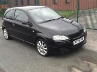 Vauxhall/Opel Corsa 1.4i 16v 2004MY Exclusive 12 months MOT FINANCE AVAILABLE