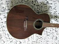 Ibanez EW20WNE NT Electro-Acoustic Guitar with gig bag