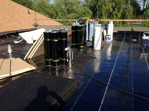 Flat Roofing & Shingles — over 40 years of Pro Experience! London Ontario image 1