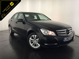 2013 63 MERCEDES C220 EXECUTIVE SE CDI 1 OWNER SERVICE HISTORY FINANCE PX
