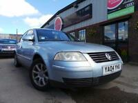 2004 Volkswagen Passat 1.9 TDI PD Highline 4dr 4 door Saloon