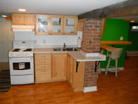 Large Basement apartment- Attn Trent Students- showings Wed
