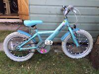"Apollo 16"" girls bike £30"