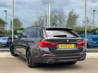 2020 BMW 5 SERIES DIESEL TOURING 530d M Sport 5dr Auto Estate Diesel Automatic