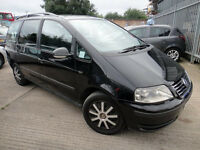 Volkswagen Sharan 1.9 TDI PD S 5dr (PCO)