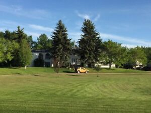 3.4 PRIVATE ACRES SHERWOOD PARK OVER 4000 SQ FEET LIVING SPACE