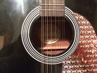 12 string acoustic Xondo guitar