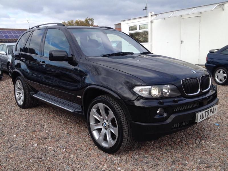 2006 bmw x5 3 0 d sport 5dr in coventry west midlands gumtree. Black Bedroom Furniture Sets. Home Design Ideas