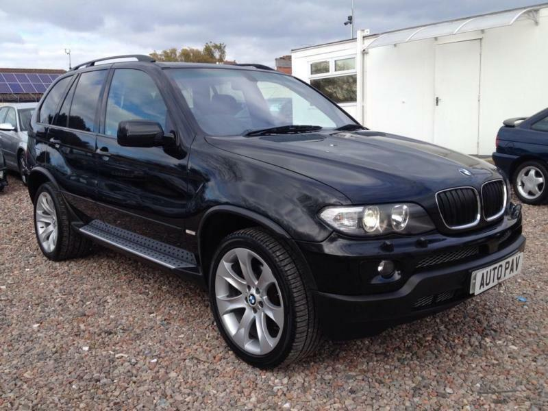2006 bmw x5 3 0 d sport 5dr in coventry west midlands. Black Bedroom Furniture Sets. Home Design Ideas