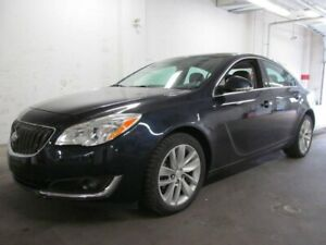 2015 Buick Regal Turbo Premium Heated Leather, Sunroof and More!