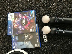 PS4 slim NEW and PlayStation VR BUNDLE
