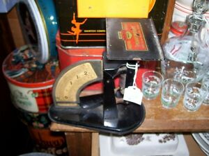 Antique Canada Post Office Scale