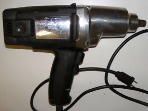 Snap on Professional Half Inch Impact Wrench
