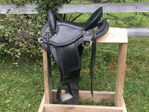 Dixieland Custom Gaited Saddle