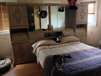 LARGE BEDROOM SET