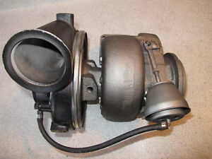 Caterpillar C12 rebuilt turbocharger