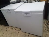White beko ex new W 75cm chest freezer good condition with guarantee bargain