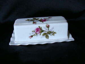 Japan Bone China 1/2 lb Butter Dish Peterborough Peterborough Area image 4